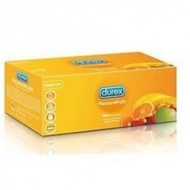 Durex Pleasurefruits 144 Kondome