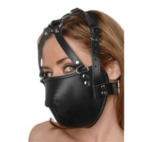Face Harness | Strict Leather