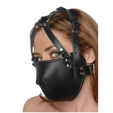 Face Harness   Strict Leather