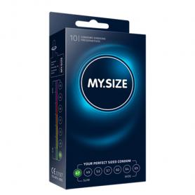 MY.SIZE 47 mm 10er | Kleine Kondome
